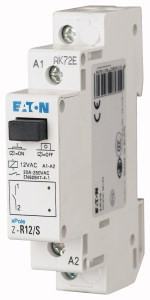Eaton Electric Installationsrelais Z-R12/S 12VAC/1S