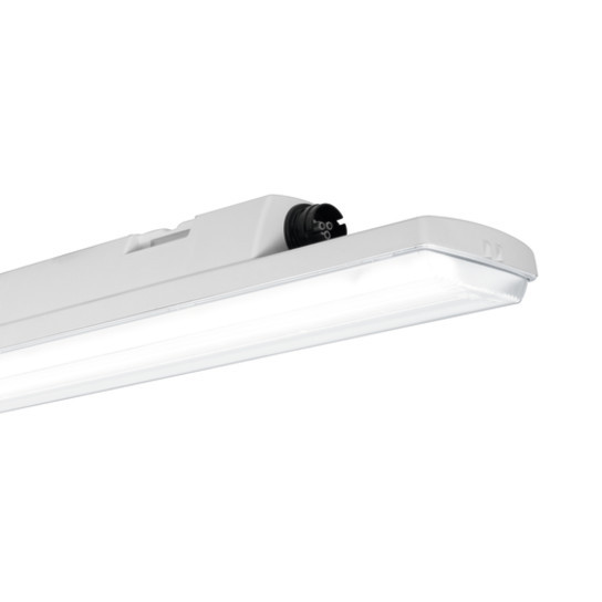 Siteco LED-Feuchtraumwannenleuchte Monsun2 eng LED4000K 4100lm DALI PMMA