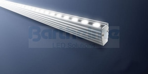 Barthelme LED-Profil BERgamo HP In AD 2700K 2760lm 43x16° 48W